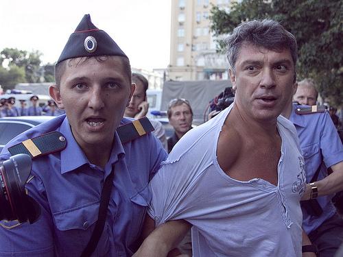 Assassinato de Nemtsov aborta suposta intervenção na Ucrânia