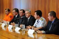 Segurança anuncia queda nos índices de criminalidade no DF
