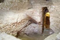 Arqueólogos localizam casa onde Jesus Cristo passou a infância