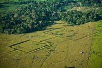 Geoglifos milenares de civilizações da Amazônia intrigam os arqueólogos