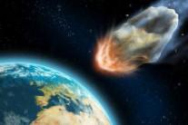 Terra é ameaçada por 500 asteroides, que passam bem perto e vão embora