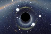 Buraco negro ressuscita, sai das trevas e engole estrela após 26 anos
