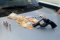 Bando rouba BRB em Vicente Pires e acaba preso na Estrutural