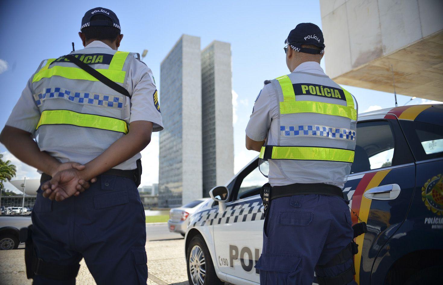 Bancada abraça polícia e adota tolerância zero com RR Notibras #295AA2 1469x945