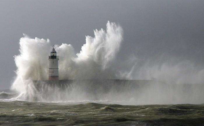 Resultado de imagem para ciclone em santa catarina