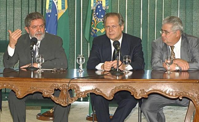 Ex-deputado era íntimo de José Dirceu e de Lula