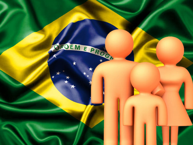 brasileira dominante