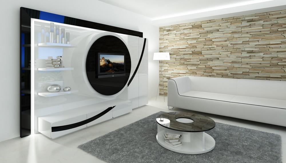 Decora o de interiores para casas modernas notibras for Ver interiores de casas modernas