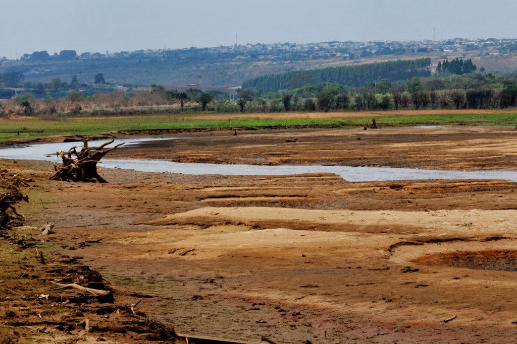 Resultado de imagem para seca em brasilia