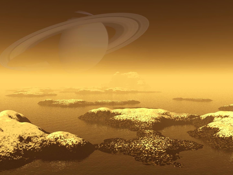 Vida extraterrestre pode estar nas luas de Saturno e Júpiter | Notibras