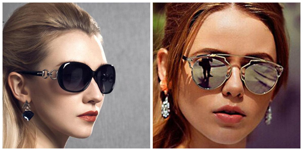 9583abff21cbe Óculos de sol voltam à moda com novos desenhos
