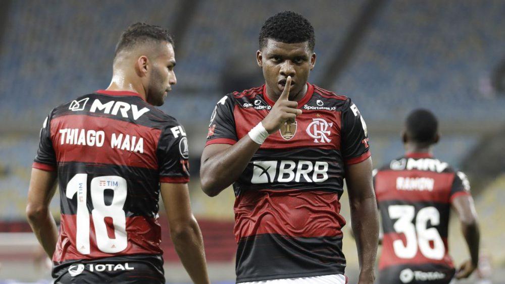 Flamengo vai à forra e vence Del Valle de goleada | Notibras